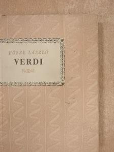 Eősze László - Giuseppe Verdi [antikvár]