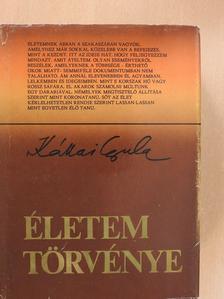 Kállai Gyula - Életem törvénye (dedikált példány) [antikvár]