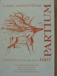 Antal Attila - Partium 1997. ősz [antikvár]
