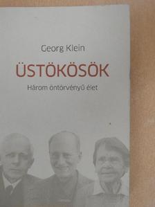 Georg Klein - Üstökösök [antikvár]