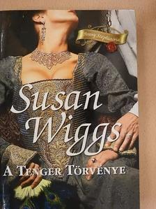 Susan Wiggs - A tenger törvénye [antikvár]