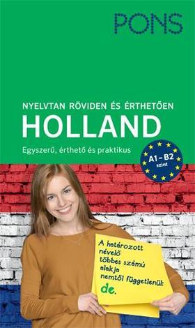 PONS Nyelvtan röviden és érthetően - Holland