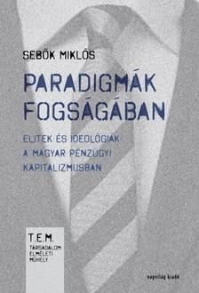 SEBŐK MIKLÓS - Paradigmák fogságában. Elitek és ideológiák a magyar pénzügyi kapitalizmusban [eKönyv: epub, mobi]