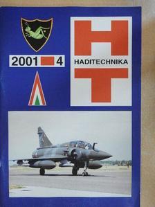 Pintér István - Haditechnika 2001/4. [antikvár]