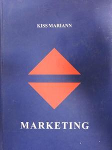 Kiss Mariann - Marketing [antikvár]