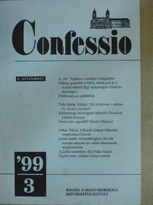 Albert Zsuzsa - Confessio 1999/3. [antikvár]