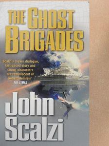 John Scalzi - The ghost brigades [antikvár]
