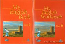 Csikósné Marton Lívia - My English Book+Workbook Class 6 I-II. [antikvár]