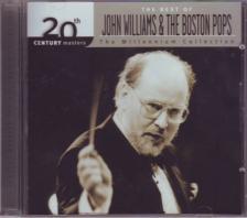 THE BEST OF JOHN WILLIAMS & THE BOSTON POPS