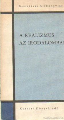 Szerdahelyi István - A realizmus az irodalomban [antikvár]