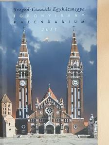 Ady Endre - Szeged-Csanádi Egyházmegye Toronyirány Kalendárium 2013 [antikvár]