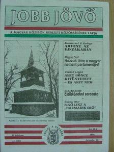 Kolozsvári F. György - Jobb Jövő 1996. december 12. [antikvár]