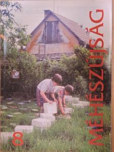 Borbély Gábor - Méhészújság 1995. augusztus [antikvár]