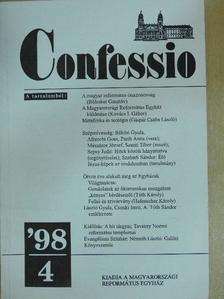 Albrecht Goes - Confessio 1998/4. [antikvár]