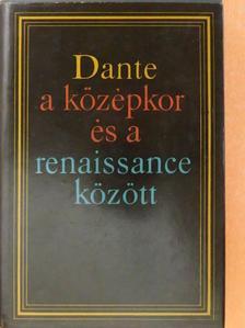 Bán Imre - Dante a középkor és a renaissance között [antikvár]