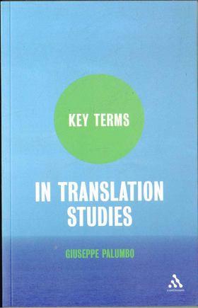 Palumbo, Giuseppe - Key Terms in Translation Studies [antikvár]