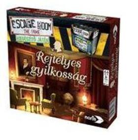 Escape Room - Rejtélyes gyilkosság