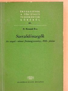 H. Haraszti Éva - Szerződésszegők [antikvár]
