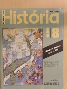 Engel Pál - História 1999/8. [antikvár]