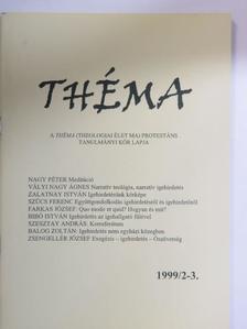 Balog Zoltán - Théma 1999/2-3. [antikvár]