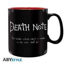 Abysse Europa Kft. - DEATH NOTE - Mug - 460 ml