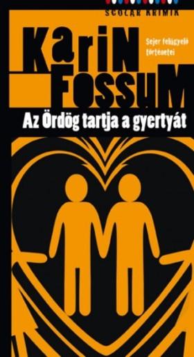 Karin Fossum - Az ördög tartja a gyertyát [eKönyv: pdf, epub, mobi]