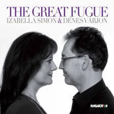 SCHUMANN, SCHUBERT, MOZART - THE GREAT FUGUE CD SIMON, VÁRJON