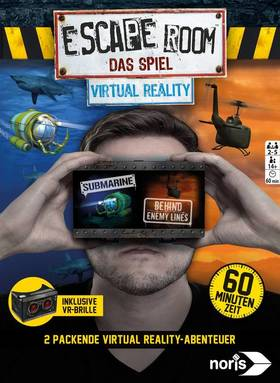Escape Room - Virtual Reality