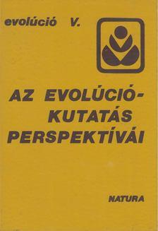 VIDA GÁBOR - Az evolúciókutatás perspektívái [antikvár]