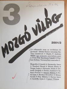 Almási Miklós - Mozgó Világ 2001. március [antikvár]