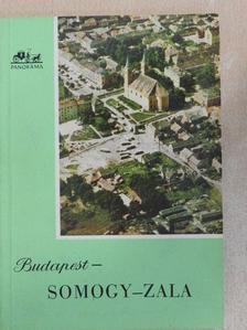 Hidasi György - Budapest-Somogy-Zala [antikvár]