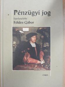 Bodnár Zoltán - Pénzügyi jog [antikvár]