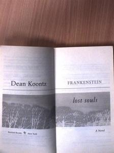 Dean R. Koontz - Lost Souls [antikvár]