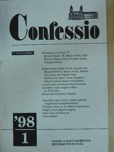 Annette von Droste-Hülshoff - Confessio 1998/1. [antikvár]