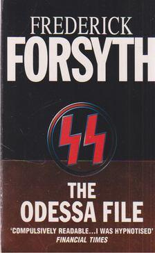 Frederick Forsyth - The Odessa File [antikvár]