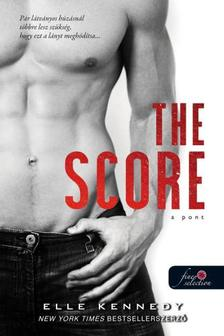 Elle Kennedy - The Score - A pont (Off-Campus 3.)