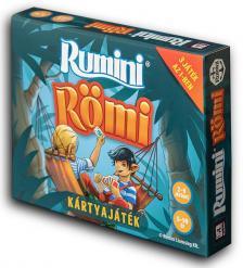 Pagony játék - Rumini Römi - kártyajáték