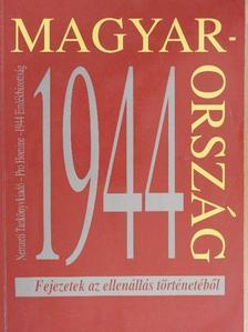 Benkő Zoltán - Magyarország 1944 [antikvár]