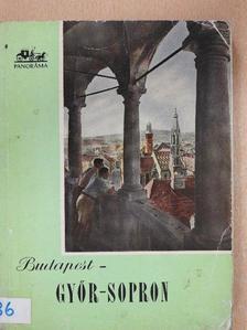 Horváth László - Budapest-Győr-Sopron [antikvár]