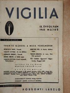 Bulányi György - Vigilia 1943. május [antikvár]