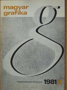 Bukovinszky János - Magyar Grafika 1981/2. [antikvár]