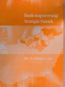 Anton Fogas - Észak-magyarországi Stratégiai Füzetek 2007/1. [antikvár]