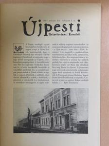 Dr. Kriska György - Újpesti Helytörténeti Értesítő 2005. március [antikvár]