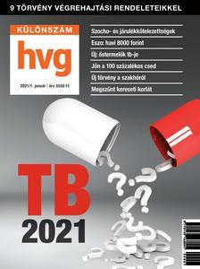 TB 2021 - HVG KÜLÖNSZÁM