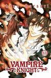 HINO, MATSURI - Vampire Knight 12.