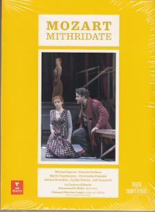 MOZART - MITHRIDATE DVD EMMANUELLE HAIM