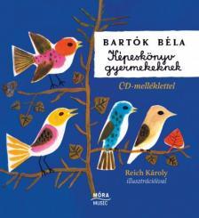 Bartók Béla - Képeskönyv gyermekeknek + CD melléklettel