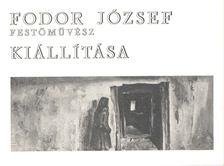 Szuromi Pál - Fodor József festőművész kiállítása [antikvár]