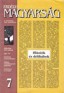 Köteles Pál - Erdélyi Magyarság II. évf. 1991. augusztus [antikvár]