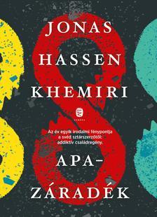 Khemiri, Jonas Hassen - Apazáradék